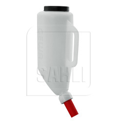 Trockenfutterflasche