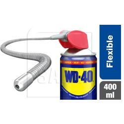 WD-40 MultifunktionsölFlexible 400ml