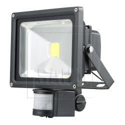 COB Flutlichtstrahler LED 20W Sensor