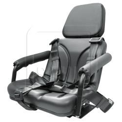 Kindersitz PVC gefedert