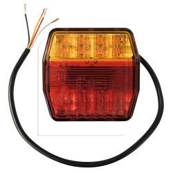 Rückleuchte LED mit BAK/KZB