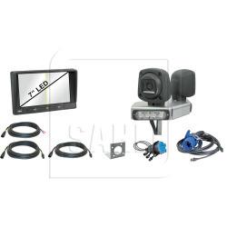QVK Starterset komplett, Einzelmonitor, Kamerasystem mit 2 Blitzern